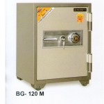 Brankas Bossini Manual BG 120 M