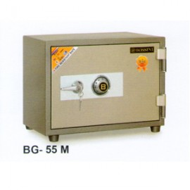 Brankas Bossini Manual BG 55 M