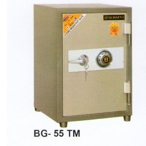 Brankas Bossini Manual BG 55 TM