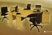 Meja Kantor Modera B-Class 3