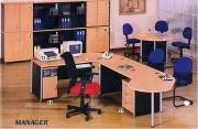 Meja Kantor Modera E-Class 2