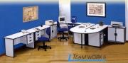 Meja Kantor Modera M-Class 6