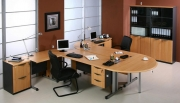 Meja Kantor Modera S-Class 1