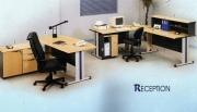 Meja Kantor Modera S-Class 2