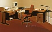 Meja Kantor Modera V-Class 3