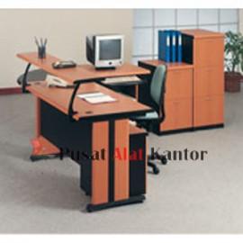 *Meja Kantor Uno Gold Series 3*