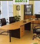 Meja Kantor Modera C-Class