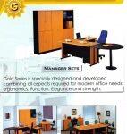 Meja Kantor Uno Gold Series