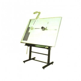 Mesin dan Meja gambar Bofa Manual Drafting Stand