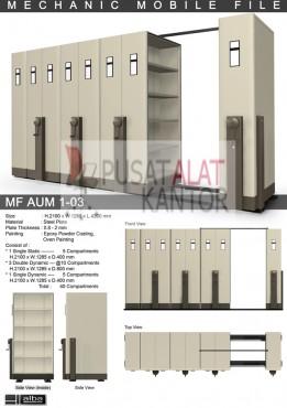 Mobile File Mekanik Alba 1-03 B LiPi