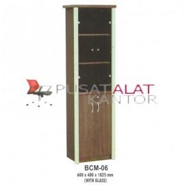 Meja Kantor VIP M Series BMC-06 600 x 400 x 1825 mm