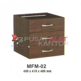 Meja Kantor VIP M Series MFM-02 400 x 410 x 400 mm