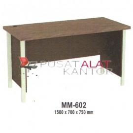 Meja Kantor VIP M Series MM-602 1500 x 700 x 750 mm