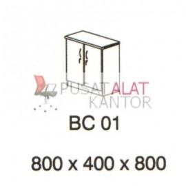 Meja Kantor Vip BC 01 (Cabinet) w800 d400 h800