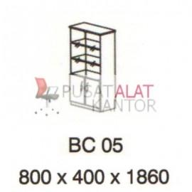 Meja Kantor Vip BC 05 (Cabinet) w800 d400 h1860