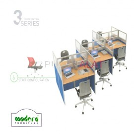 6 Staff Configuration