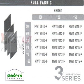 Full Fabric Part Spesifikasi