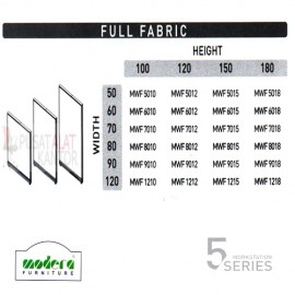 Full Fabric Spesifikasi