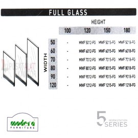 Full Glass Spesifikasi