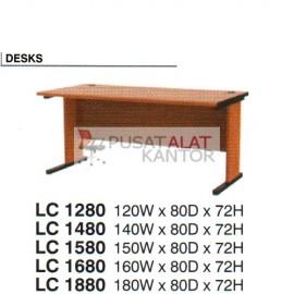Lexus - Desk LC 1280, LC 1480, LC 1580, LC 1680, LC 1880