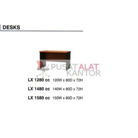 Lexus - Desk LX 1280 CC, LX 1480 CC, LX 1580 CC