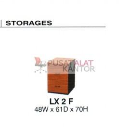 Lexus - Storage LX 2 F