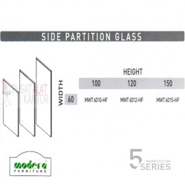 Side Partition Glass