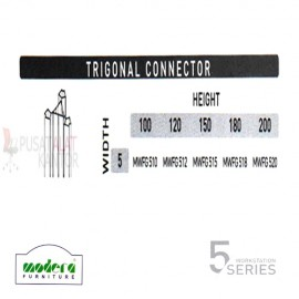 Triagonal Connector Spesifikasi