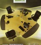 Meja Kantor Modera B-Class
