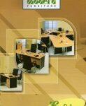 Meja Kantor Modera E-Class
