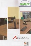 Meja Kantor Modera A-Class