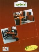 Meja Kantor Modera V-Class
